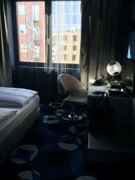 Room, 25 hours Levi´s Frankfurt