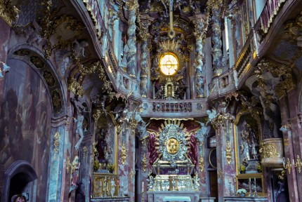Asam-Kirche by HS