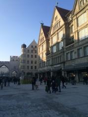 Kaufingerstr. Richtung Karlstor