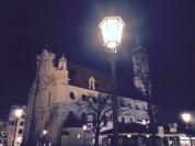 Viktualienmarkt mit Heiliggeistkirche