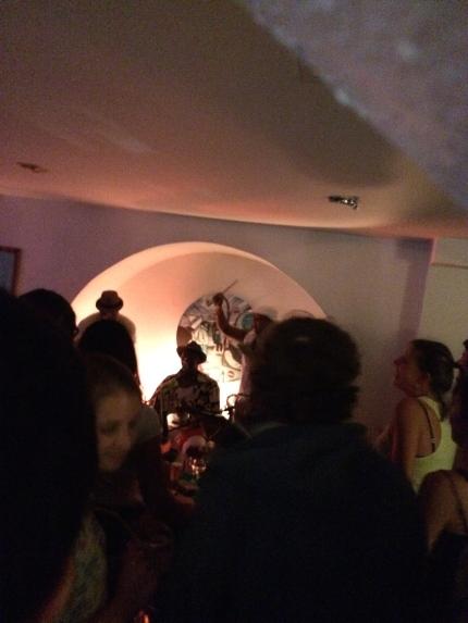 Brazilian Night Cafe do Largo
