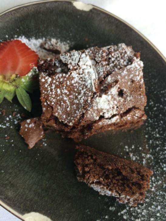 chocolate cake @Theresa, Munich