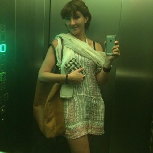 elevator - lift me up