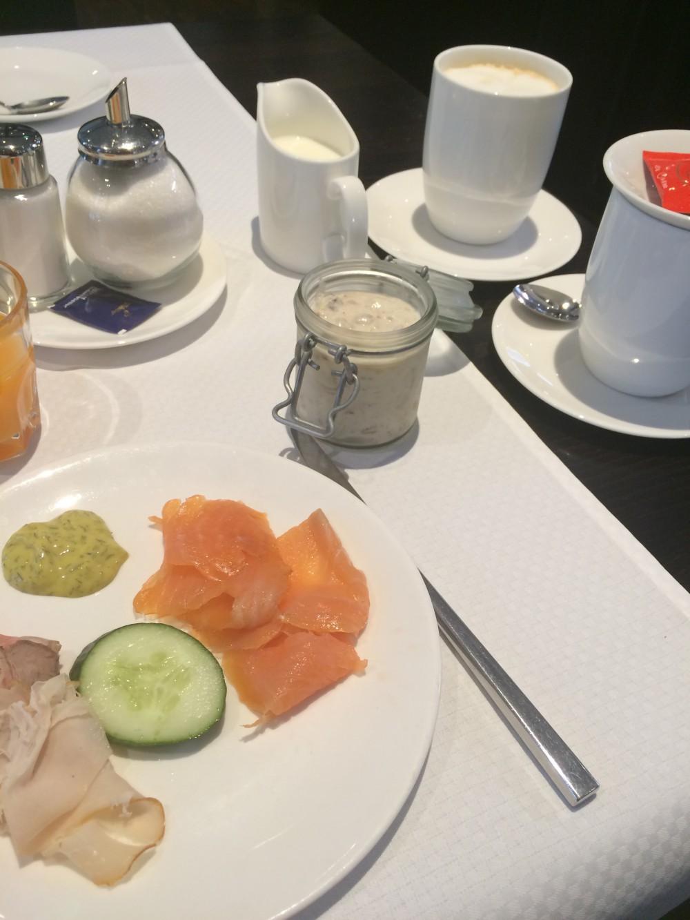 Breakfast with Muesli, Fleming´s