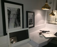 Room at Capri by Fraser, FFM - working space