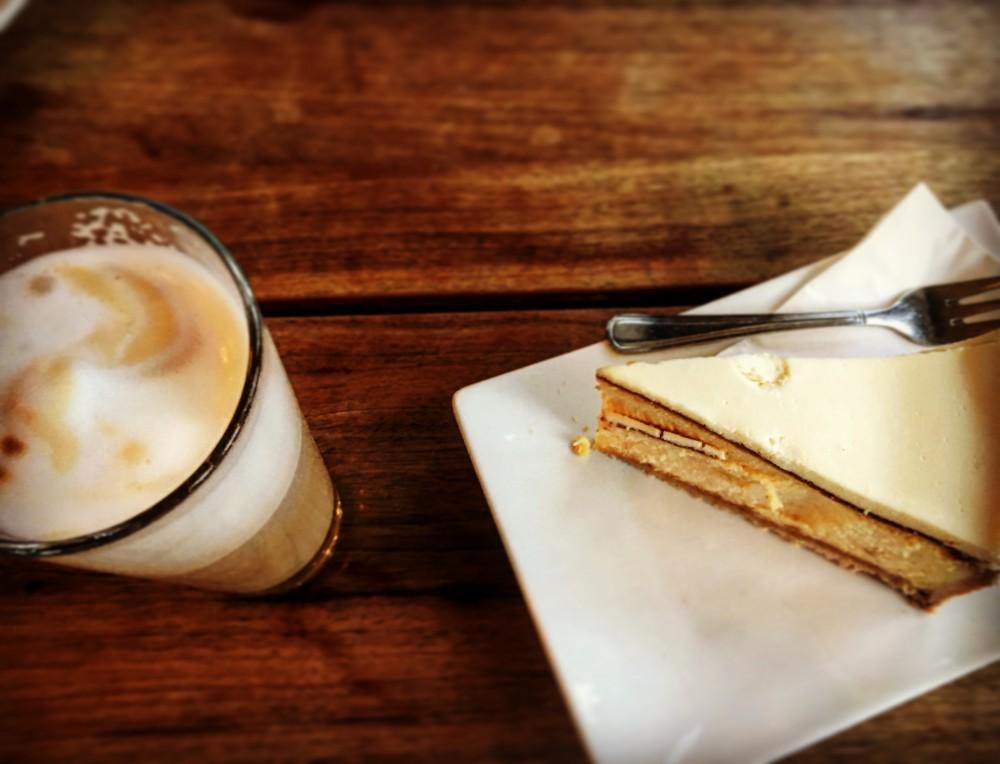 Del Fiore Cheese Cake