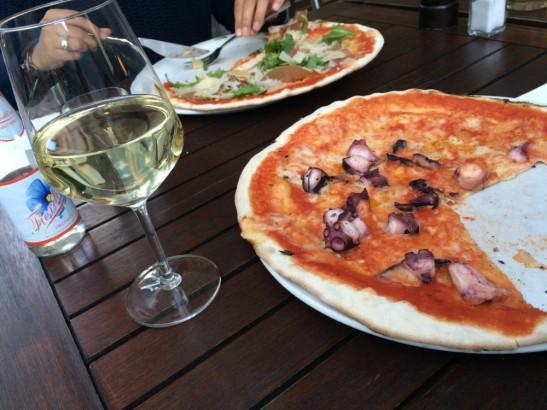 Pizza Polipo & Pizza Gabione