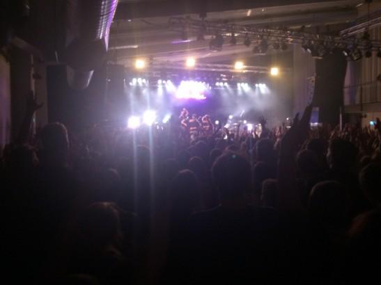 BOY-Konzert, München, Technikum, 04.09.2015