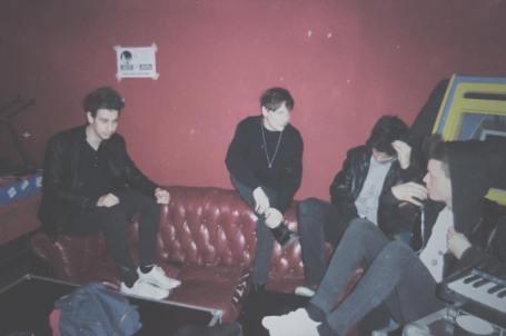 The SECND - Patrick, Marcel, Simon, Timo