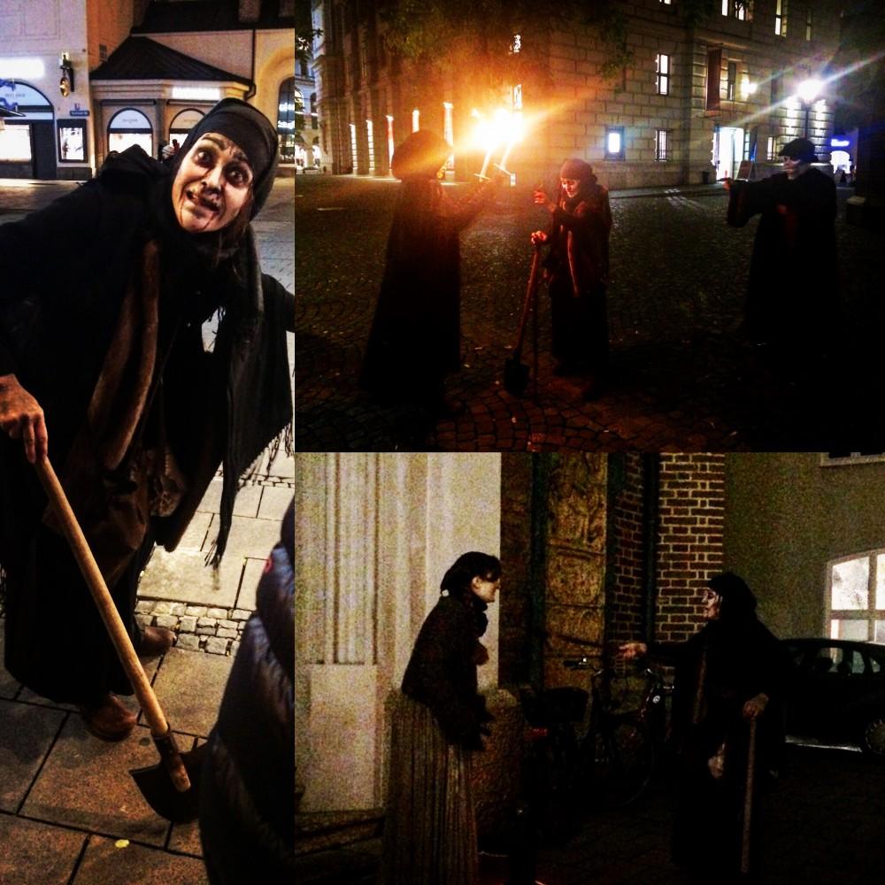 guided Halloween-Tour through Munich´s dark ages