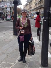 Winnie Cooper, the Flutist