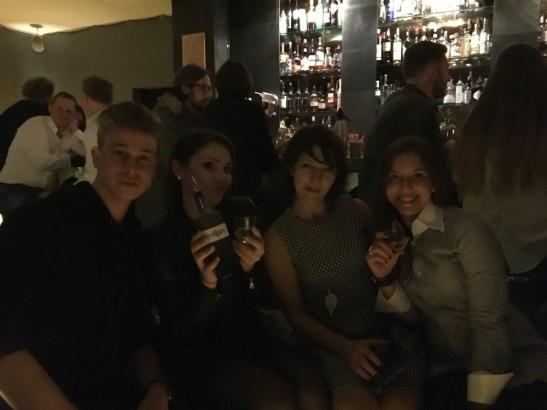 Cocktails & Revolte Rum im Zephyr