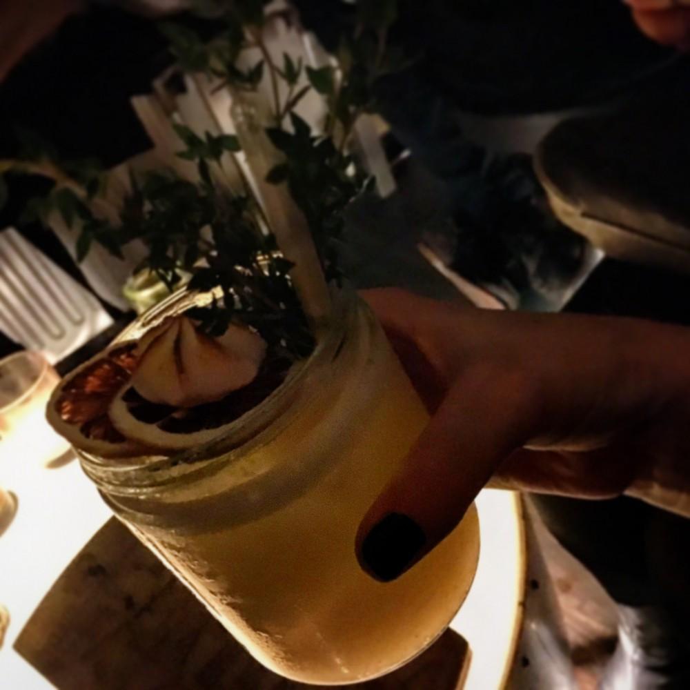 Cocktails im Zephyr