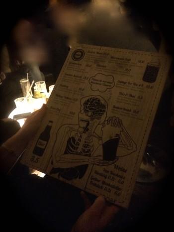 Drink-Karte