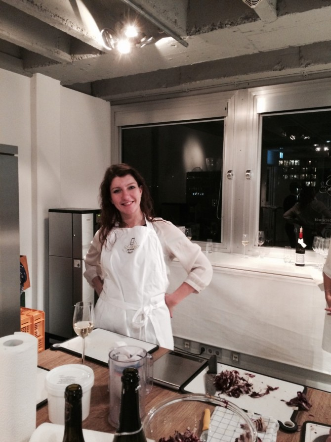 Frankfurt, Cooking Class