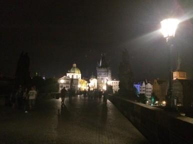 Prague, Karls Bridge
