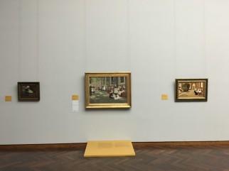 Frankfurt, Städel, Dialog der Meisterwerke