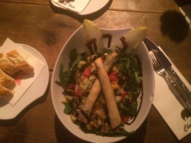 Chez Ima Salad