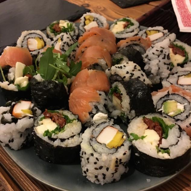 Sushi-Workshop - Results