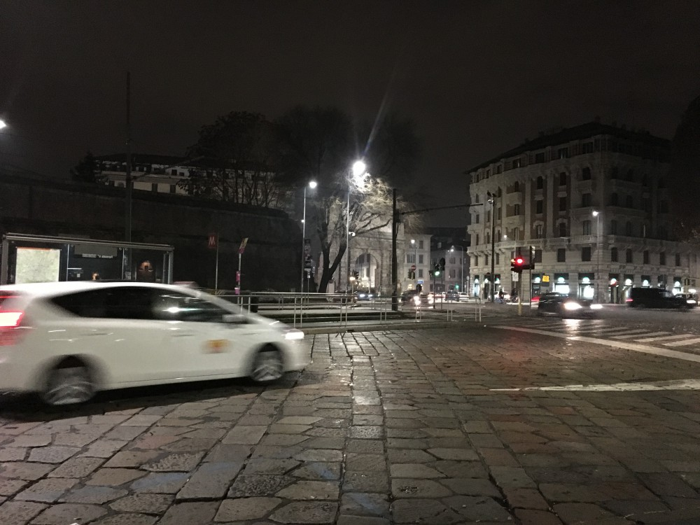 Lost in Milan