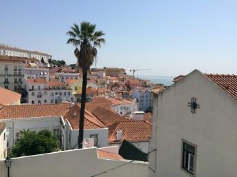 Lisbon, View