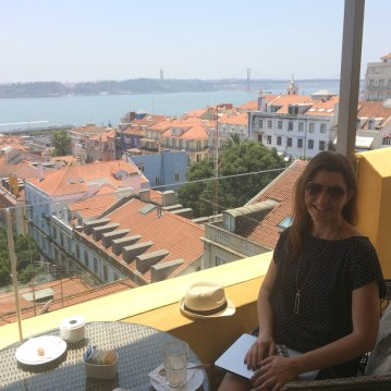 Lisbon, Hotel Bairro Alto