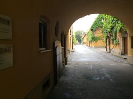 Augsburg, Fugier