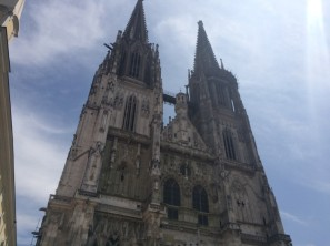 Regensburg, Dom