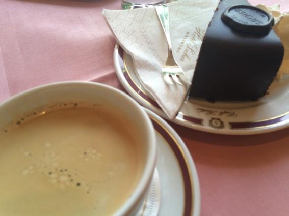 Salzburg, Café Sacher