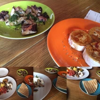 Chez Ima Auswahl Starter & Sides