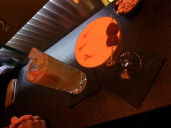 Cocktails im Patolli
