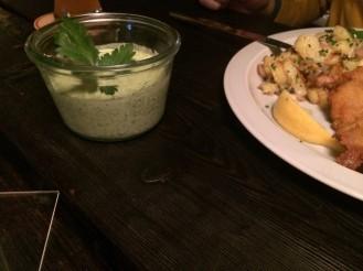 Grüne Soß (und Schnitzel) - NAIV