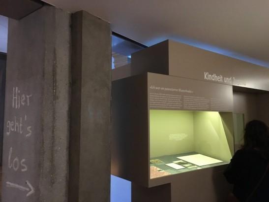 "Startpunkt E.Kästner - Ausstellung ""Gestatten, Kästner!"" Literaturhaus München"