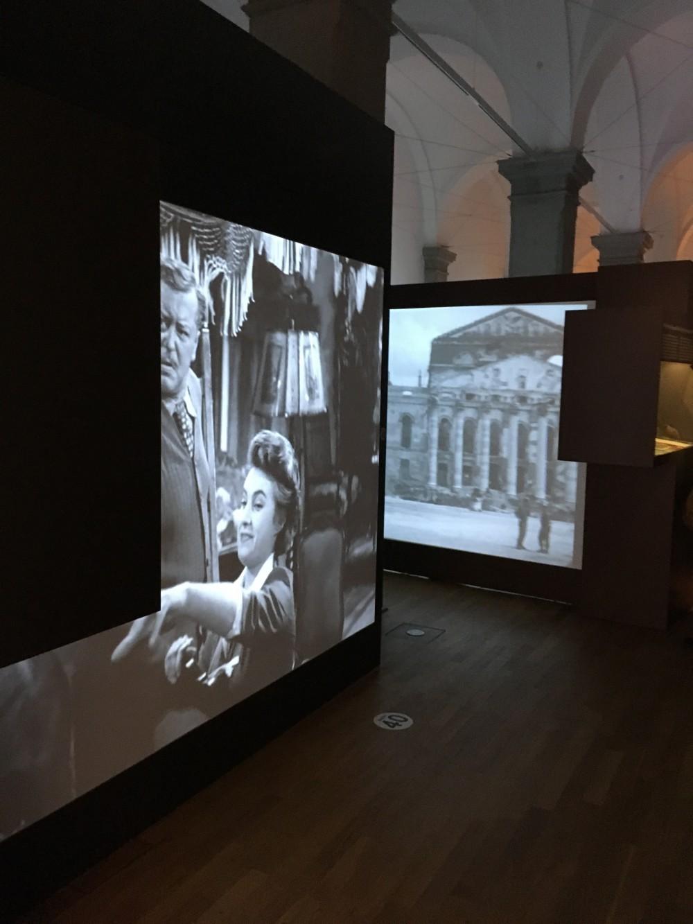 """Textentwürfe E.Kästner - Ausstellung """"Gestatten, Kästner!"""" Literaturhaus München"""