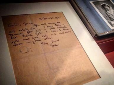Kilmainham Goal - Prison, Last Words, Love Words