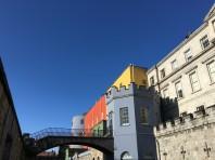 Dublin Castle, Outside