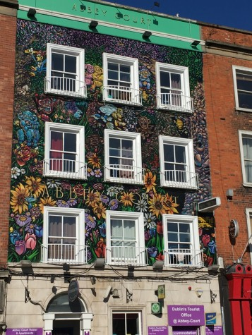 Dublin, Streets with Art