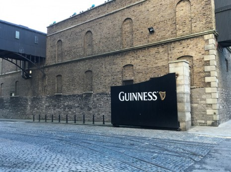 Dublin, Guiness Brewery