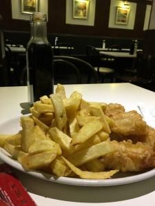 Leo Burdock´s Fish&Chips