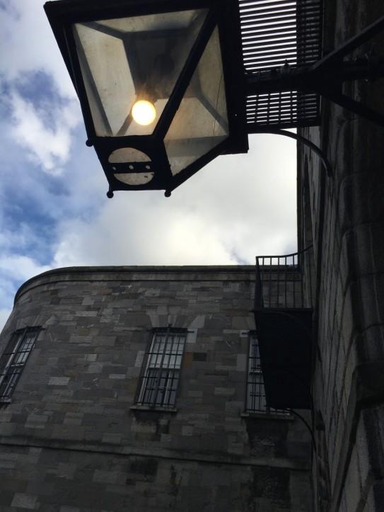 Kilmainham Goal - Entrance