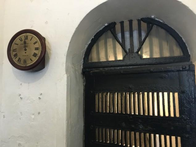 Kilmainham Goal - 1. Door