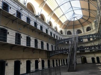 Kilmainham Goal - Prison, newer part