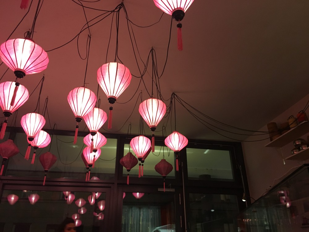 Lampions - Fei Scho
