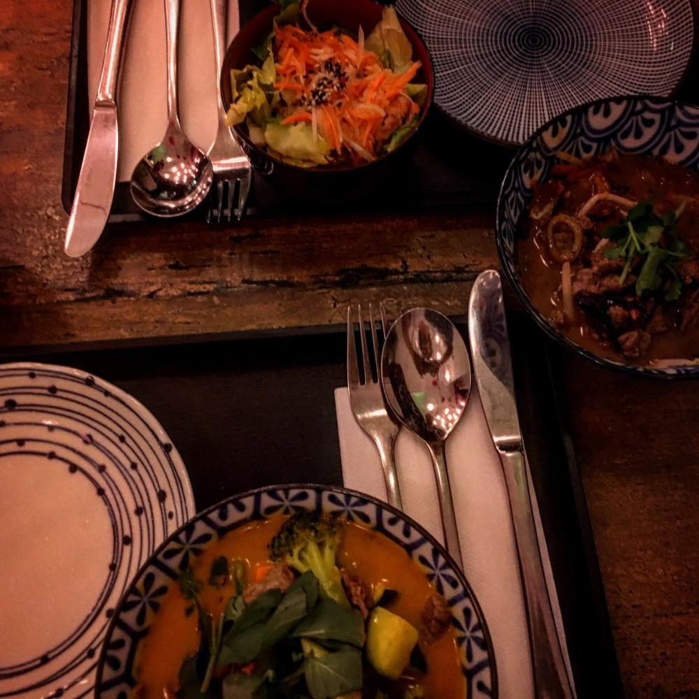 Fei Scho - Rind und Curry