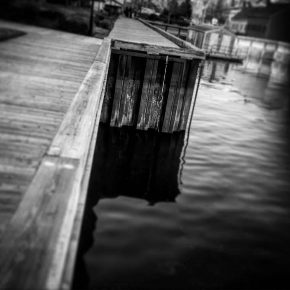 Pier, Waterwalk in Charlottetown