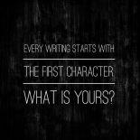 writing starts